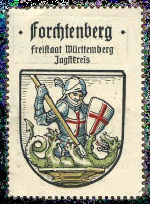 Wappen von Forchtenberg