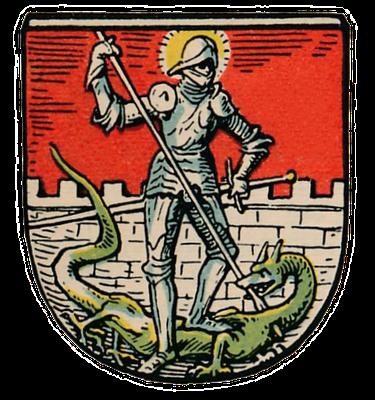 Stadtwappen von Reichenbach (Schlesien)