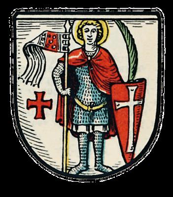 Stadtwappen von Eisenach (Thüringen)