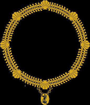 Rekonstruktion der Ordenskette (Quelle: Wikipedia)