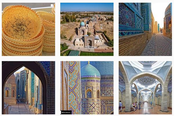 Fotokampagne für die deutsche Botschaft Usbekistan und Doca Tours in Samarkand