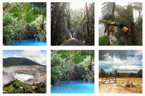 Fotokampagne für Travel to Nature in Costa Rica