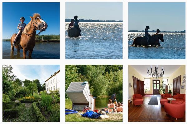 Fotokampagne für das Biohotel Gut Nisdorf