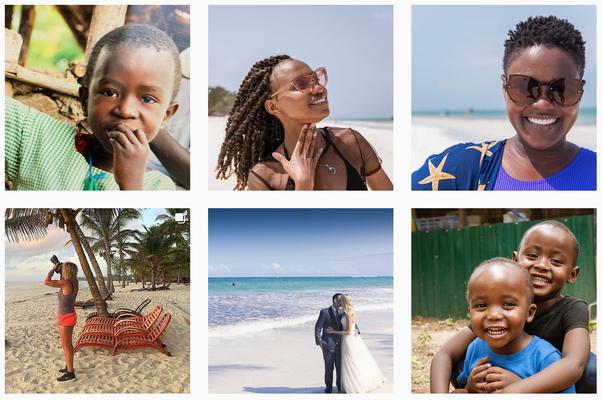 Fotokampagne für verschiedene Hotels und Lodgen in Kenia