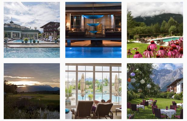 Fotokampagne für Best Wellness Hotels in Österreich und Italien