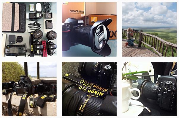 Fotokampagne immer mit viel Nikon Liebe