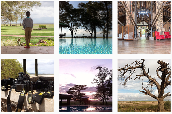 Fotokampagne für das Tourismusbüro Kenia und DM Tours Kenia