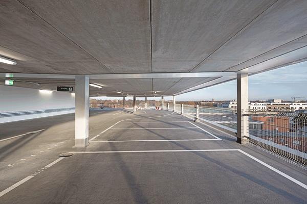 Geschäftshaus W1, Hamburg-Wandsbeck, Entwurf: Schild Architekten