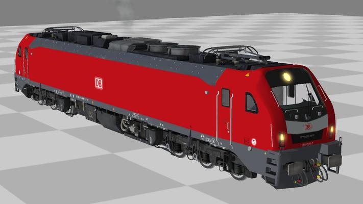 BR 159_020-7 Eurodual der DB als Dieselvariante