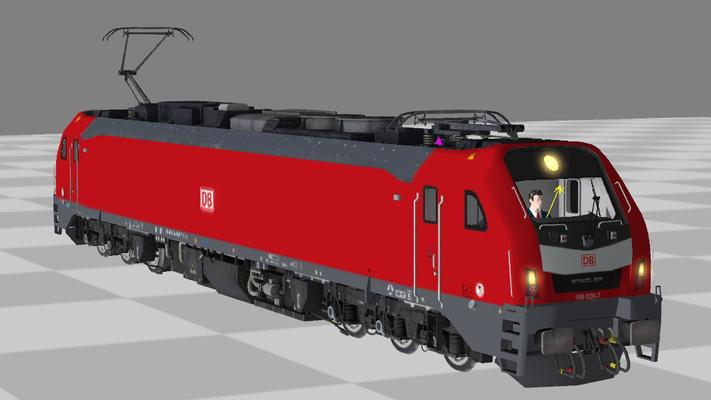 BR 159_020-7 Eurodual der DB