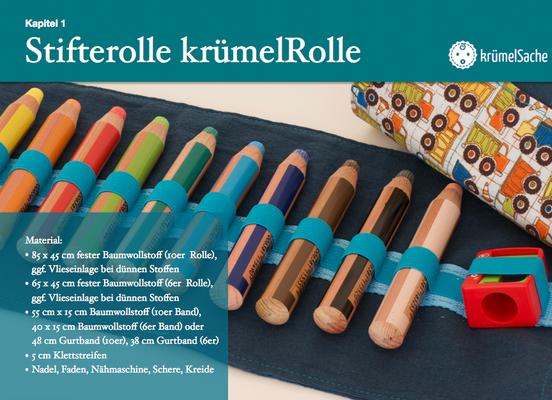 eBook Stifterolle krümelRolle