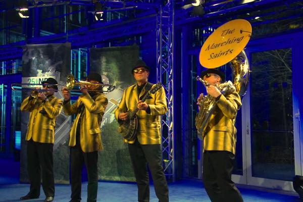 mobile Live Music beim NDR in Schwerin (Mecklenburg-Vorpommern)