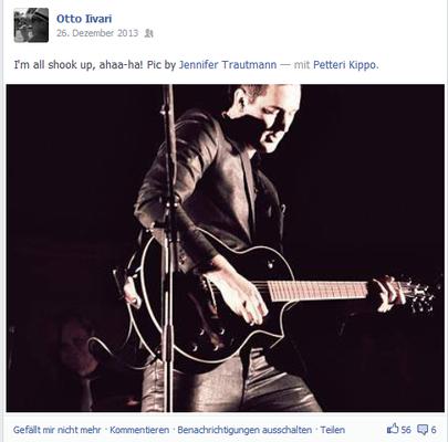 Otto Ivari/Superscar (FIN). Facebook. 12/2013