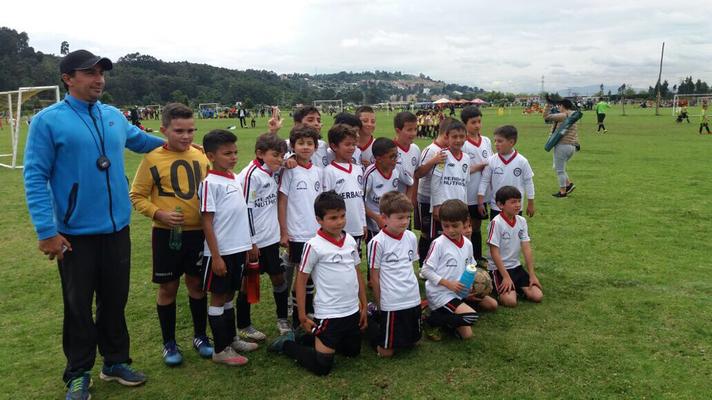 Equipo de Transición, tras victoria 4-1 Equidad Villa del Rio, Oct.29 de 2017