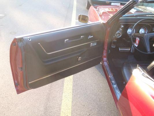 Chevrolet Camaro 1968 Convertibel