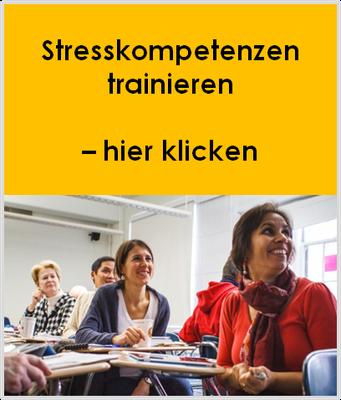 Resilienz statt Stress