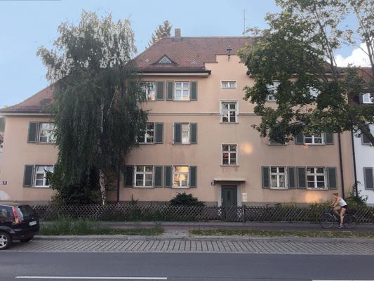 Äußere-Brucker-Straße 86/88 - Baujahr 1930