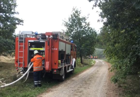 Zugdienst, Sep 2018, LF FF Raven/Rolfsen