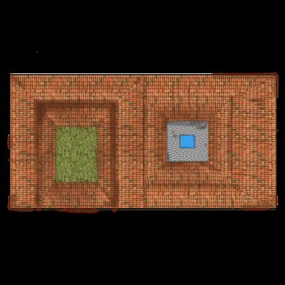 DOMUS_SCAPE3D: texture del prospetto delle coperture