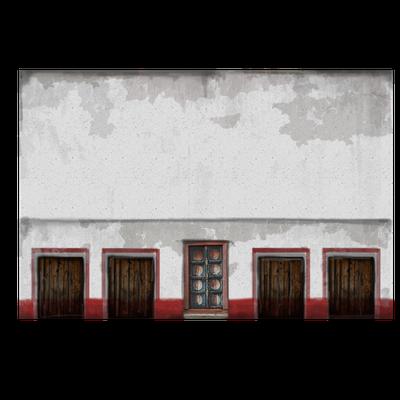 DOMUS_SCAPE3D: texture del prospetto frontale