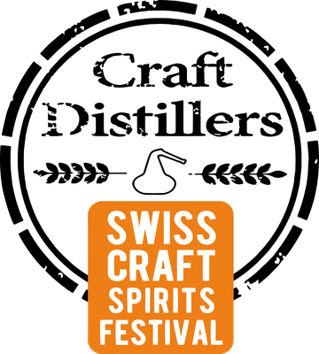 Logo Craft Distillers 2016, Swiss Craft Spirits Festival