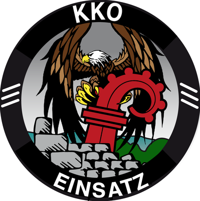 KKO Einsatz, Badge, 2018