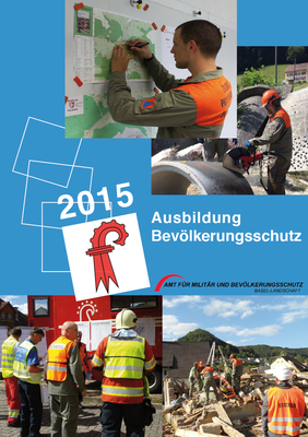 Kursbroschüre, Amt für Militär- und Bevölkerungsschutz, 2015