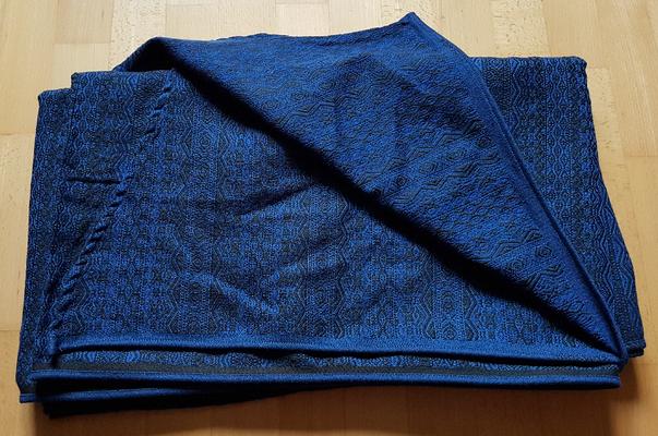 Didymos - Ada Kobalt - Baumwolle/Wolle - Größe 5