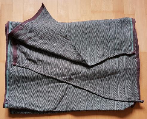 Didymos - Lisca Pistachio - Baumwolle - Größe 8 - Bindeweisen für Schwangere