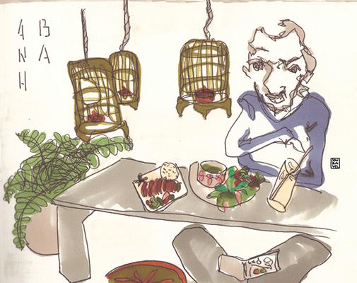 Ahn Ba Restaurant