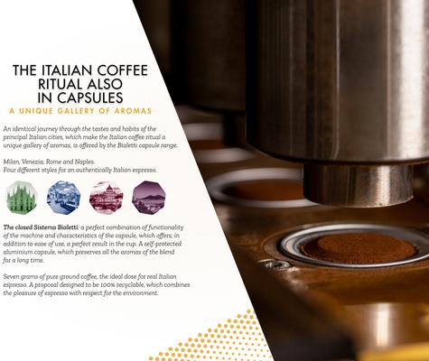 Bialetti best Italian coffee in Singapore