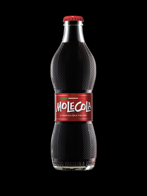 CLASSICA Molecola in glass bottle