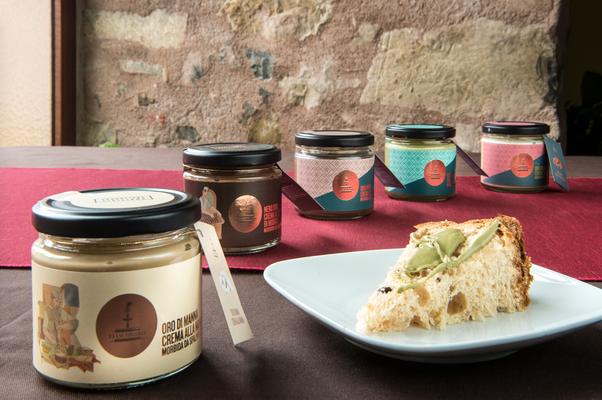 Sicilian Sweet Spreads