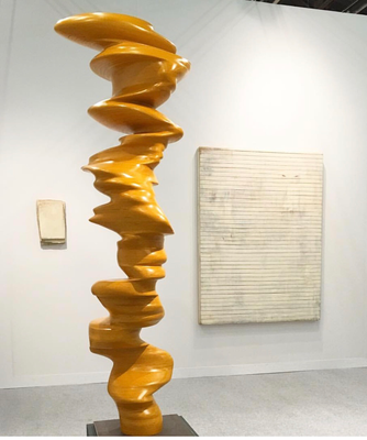 Tony Cragg and Lawrence Carroll at Buchmann Gallery