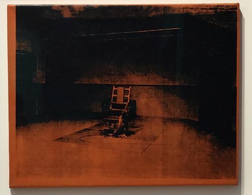 Andy Warhol at Skarstedt