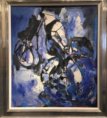 Hans Hoffmann at Crane Kalman Gallery