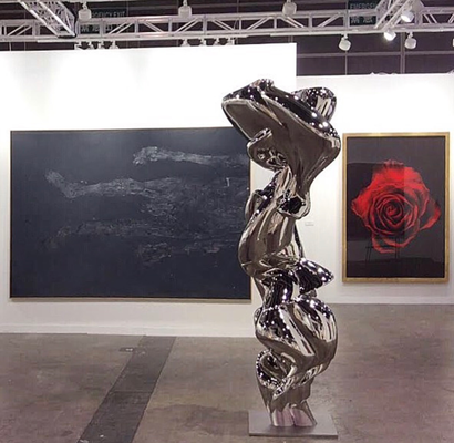 Ropac booth