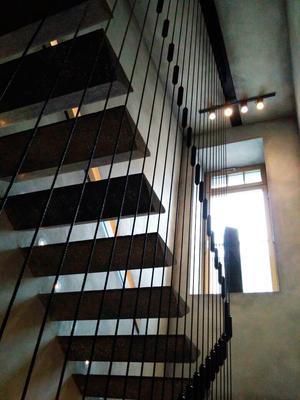 Лестница на тросах