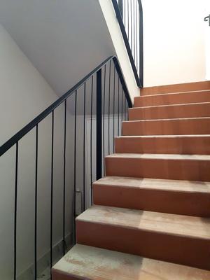 Оригинальные перила на лестницу