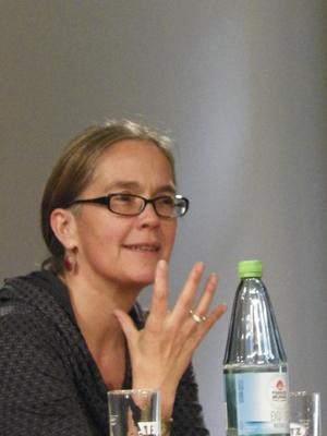 Autorin Heike Kleffner