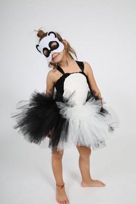Costume de panda de créatrice