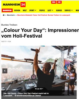 Holi Gaudy / Mannheim24