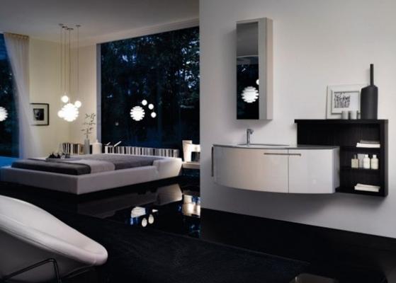 bagno moderno - gargini srl - arezzo - Bagni Moderni Particolari