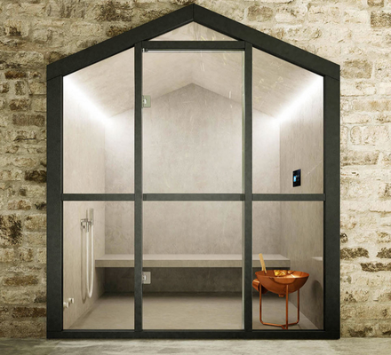 Glass Hammam