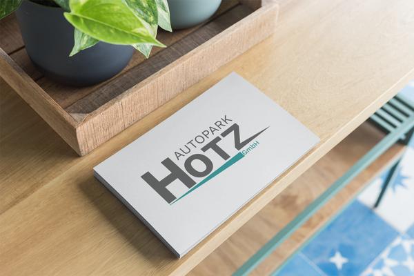 autopark_hotz_trossingen_corporatedesign_logodesign_visitenkarten_flyerdesign_werbetechnik