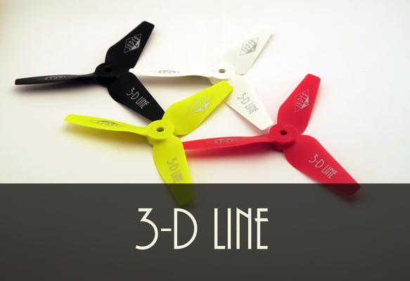 3-d line, 3d, luftschraube, super, schulze, farben, dreiblatt