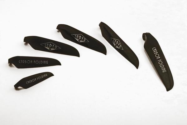 carbon folding ersatzblätter, klappluftschraube, super, schulze, cam