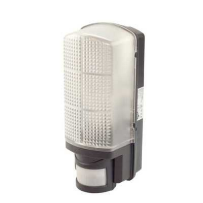 Bulkhead Black with PIR Sensor