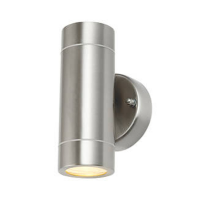Up Down Light Stainless Steel