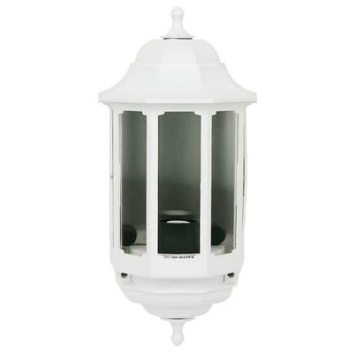 Half Lantern White no PIR Sensor
